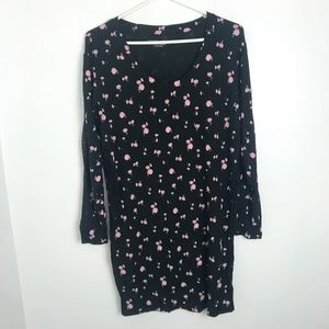 Victoria's Secret Nightie with Lace Sleeves